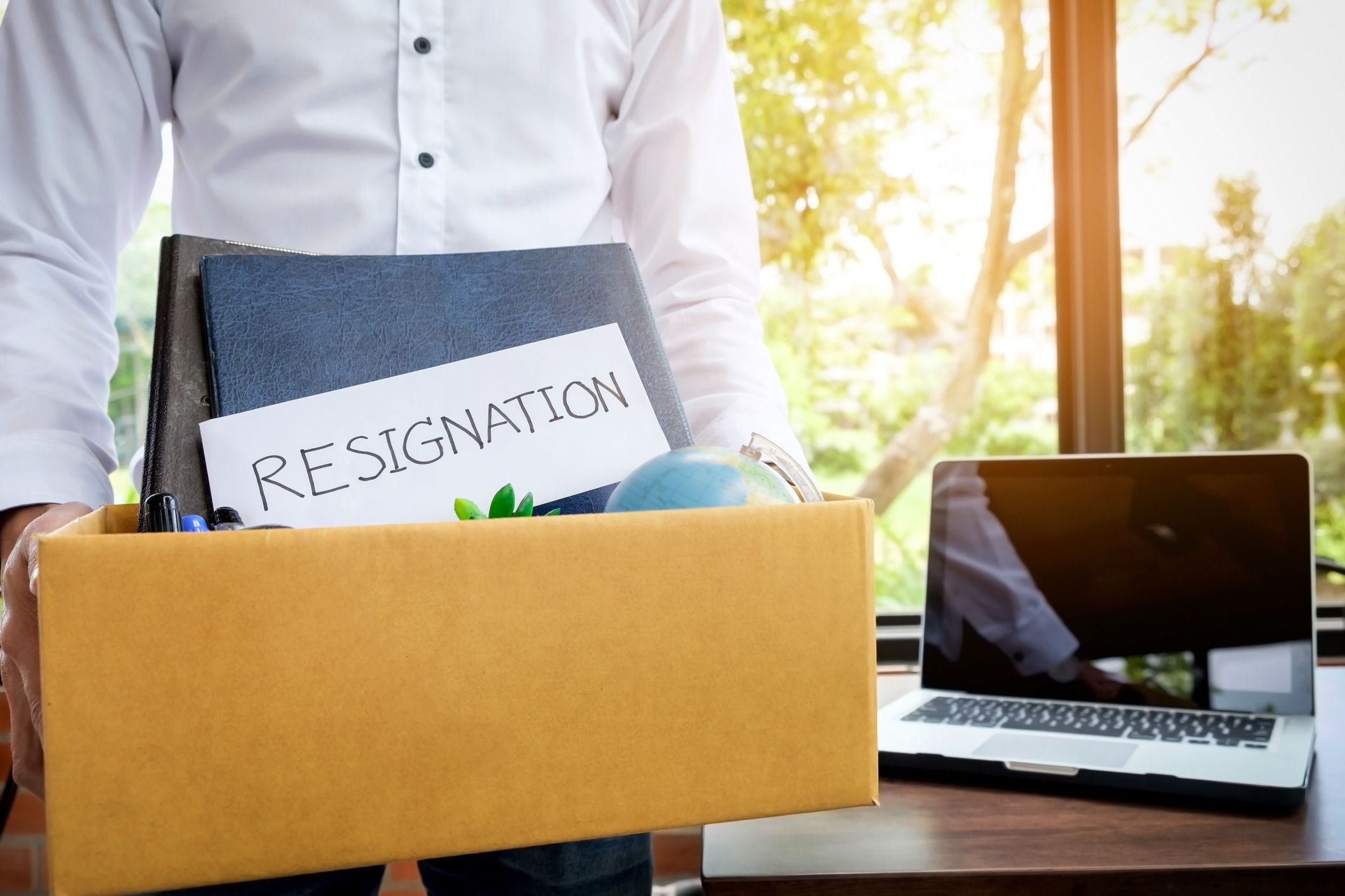 Sample Resignation Letters for Contractors and Clients