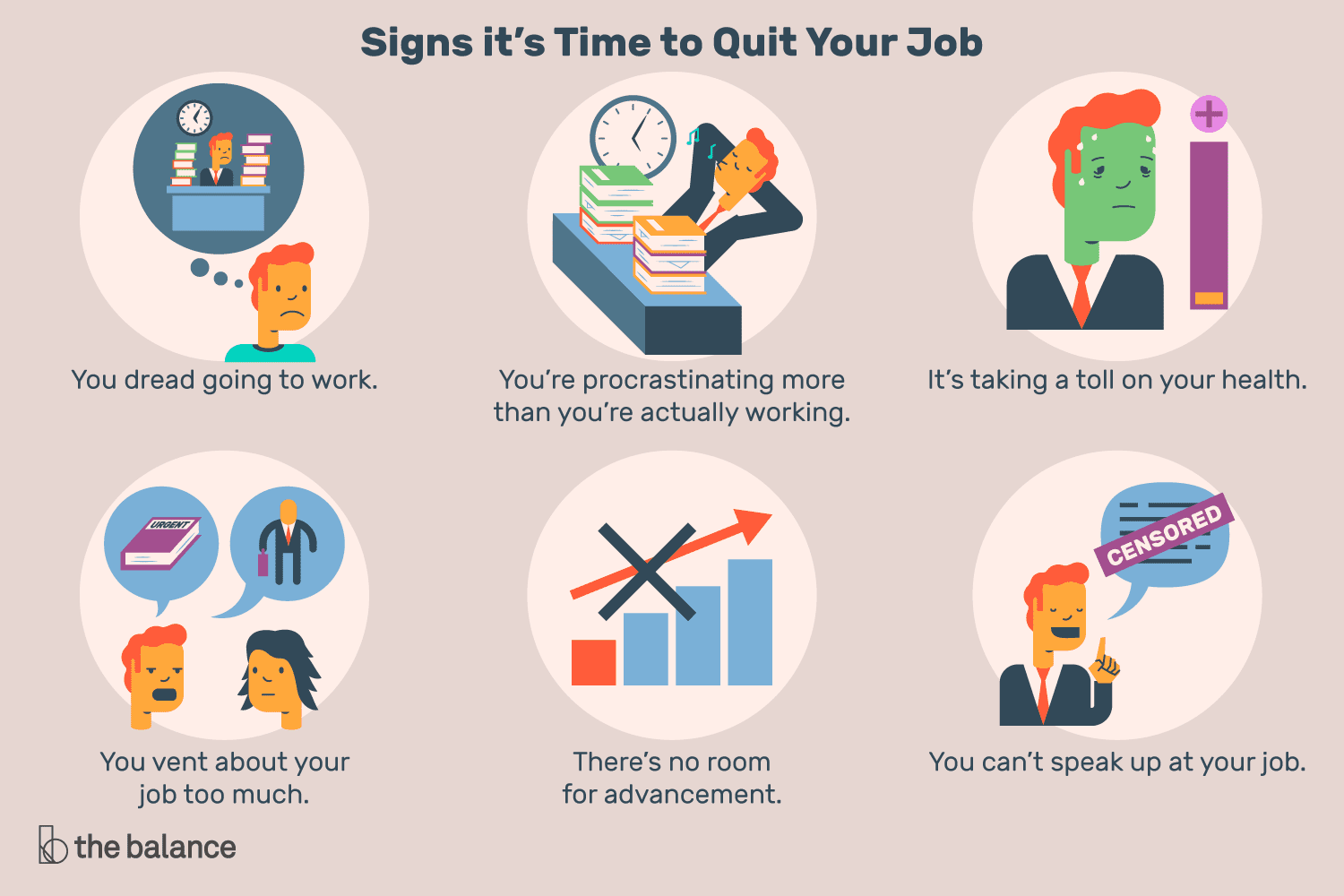 Signs Its Time To Quit Your Job