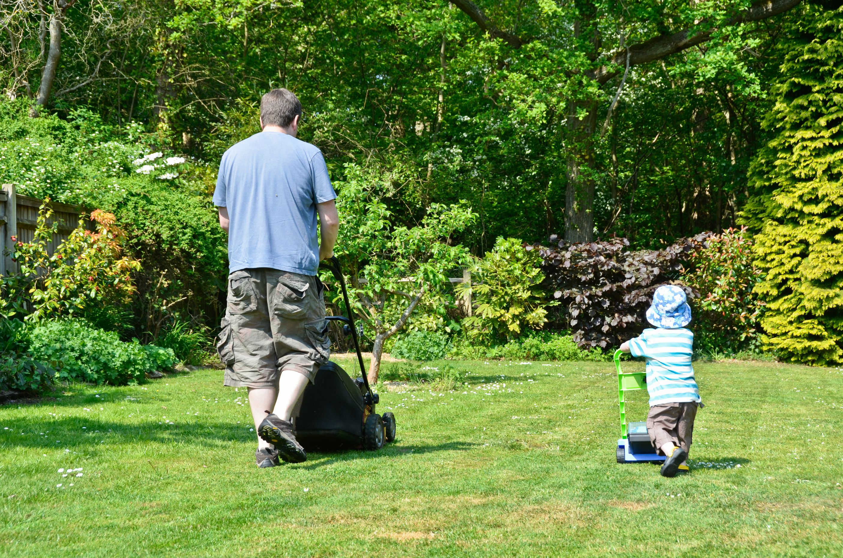 Bucks Auto Sales >> The Pros and Cons of Yard Jobs for Kids