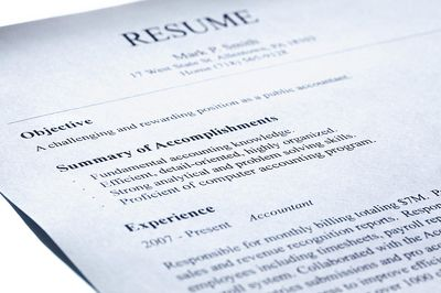 resume formats with examples and formatting tips