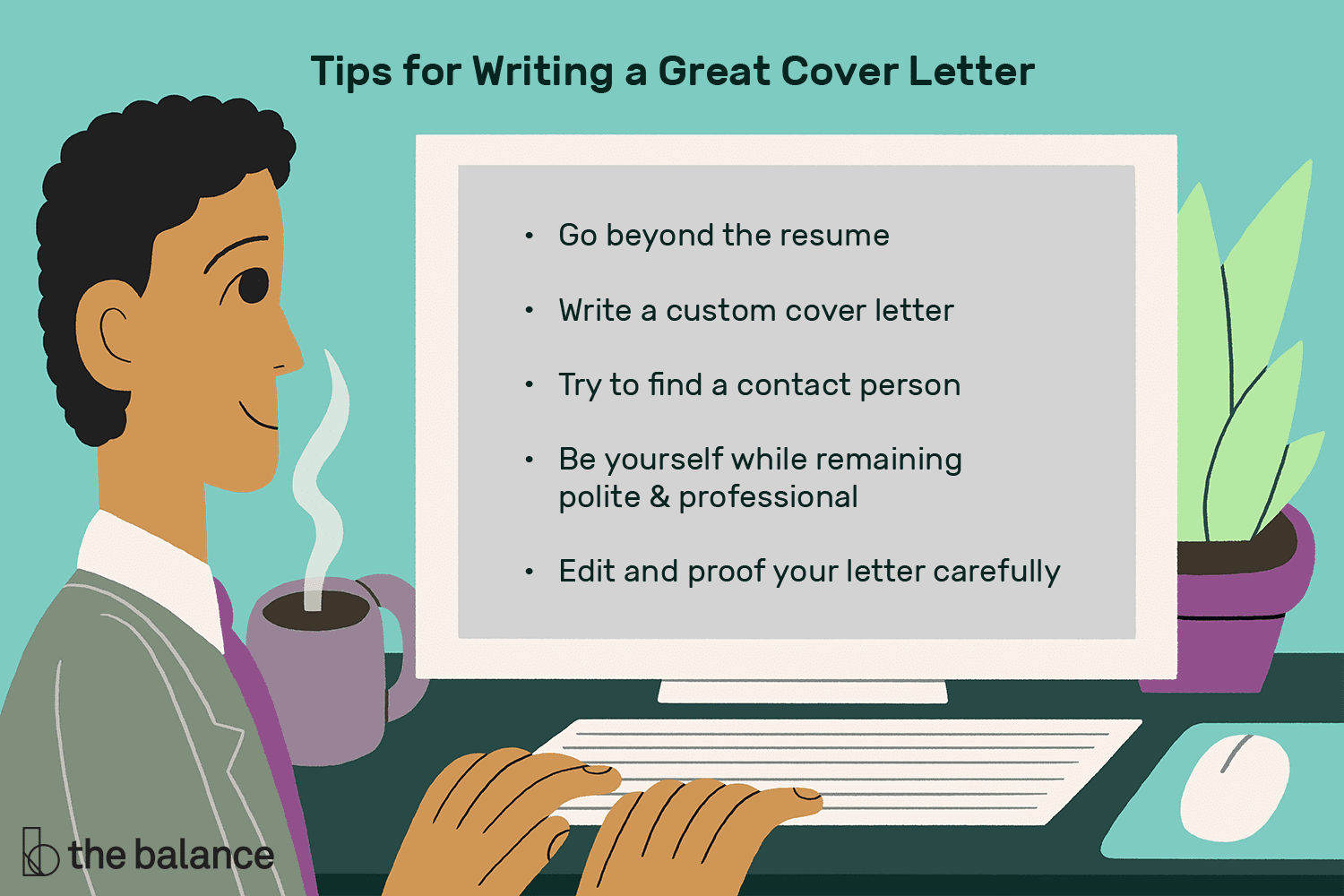 Tips For A Great Cover Letter from www.thebalancecareers.com