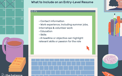 What to Include in a Resume Experience Section