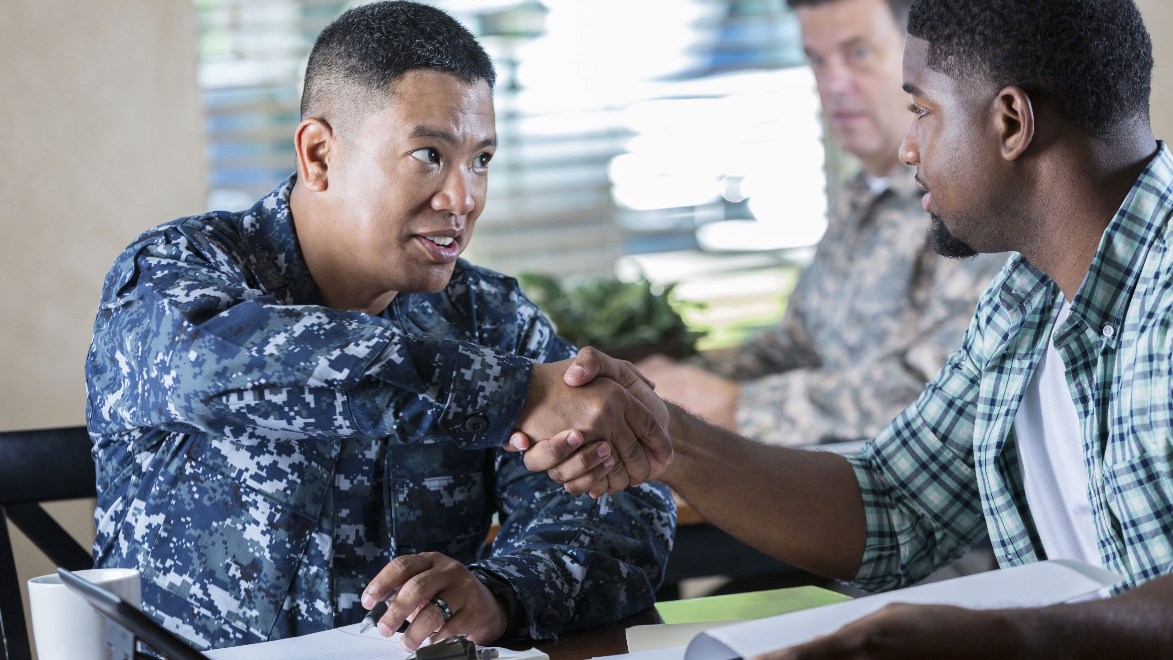 Advice for When You Meet Your Military Recruiter
