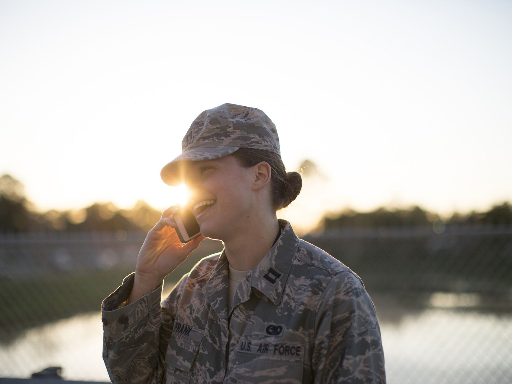 Rules For Phone Calls During Air Force Basic Training