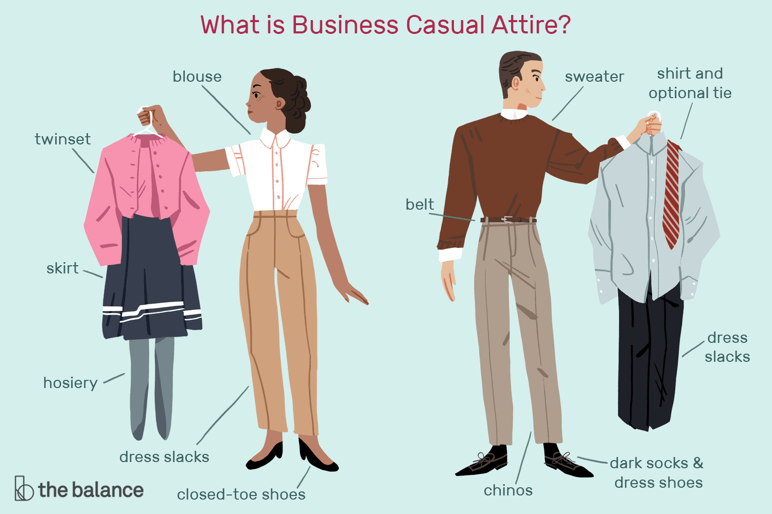 Business Casual Attire Basics
