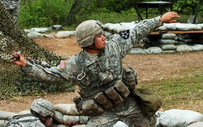 U S  Army Physical Fitness Requirements