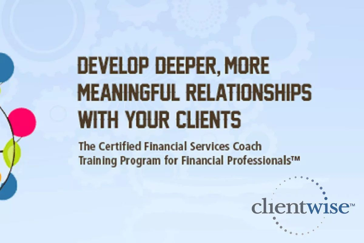 ClientWise - Certified Financial Services Coach Training Program