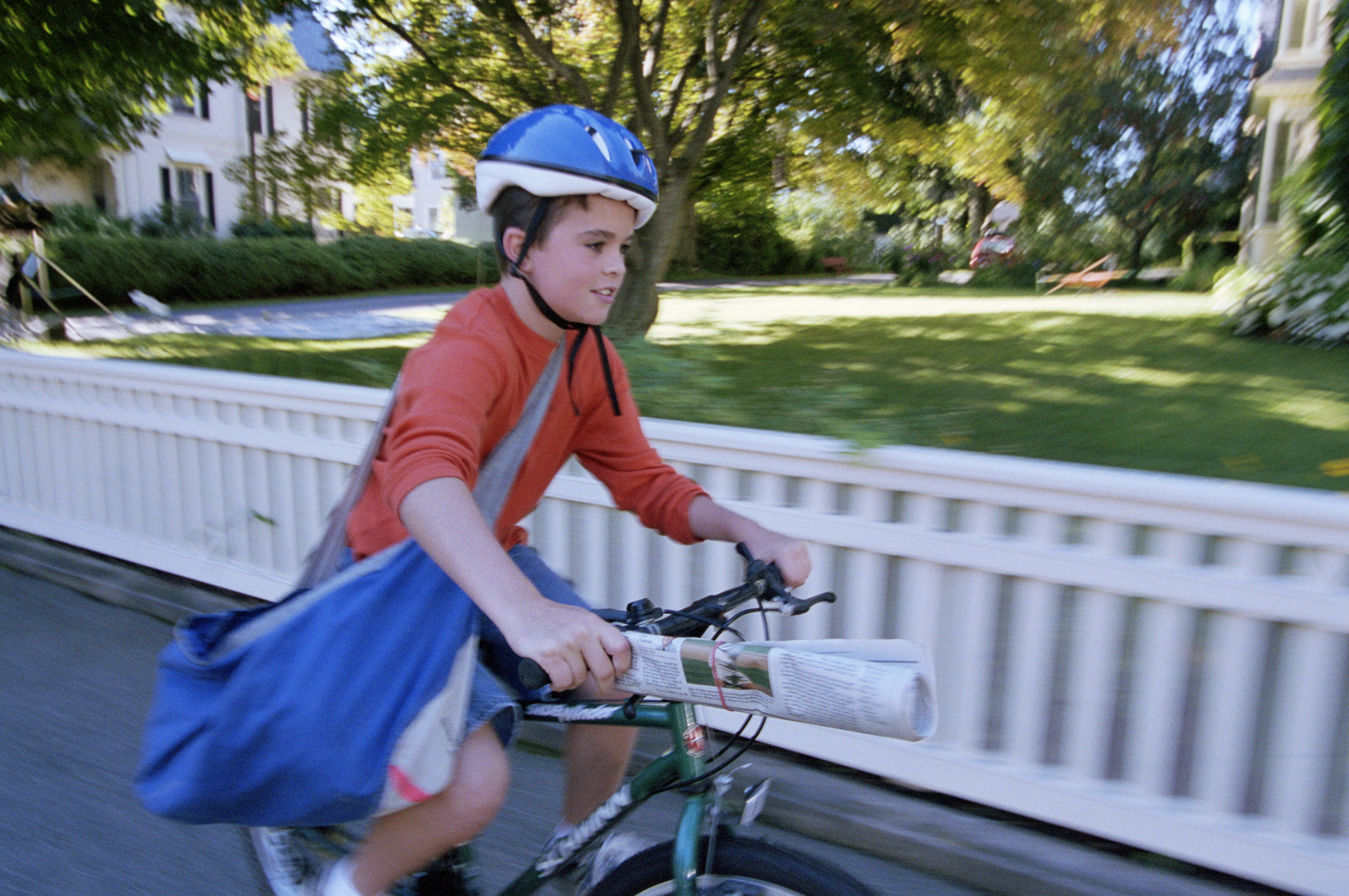 paper route jobs pros and cons for kids