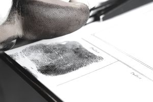 Recording thumbprint