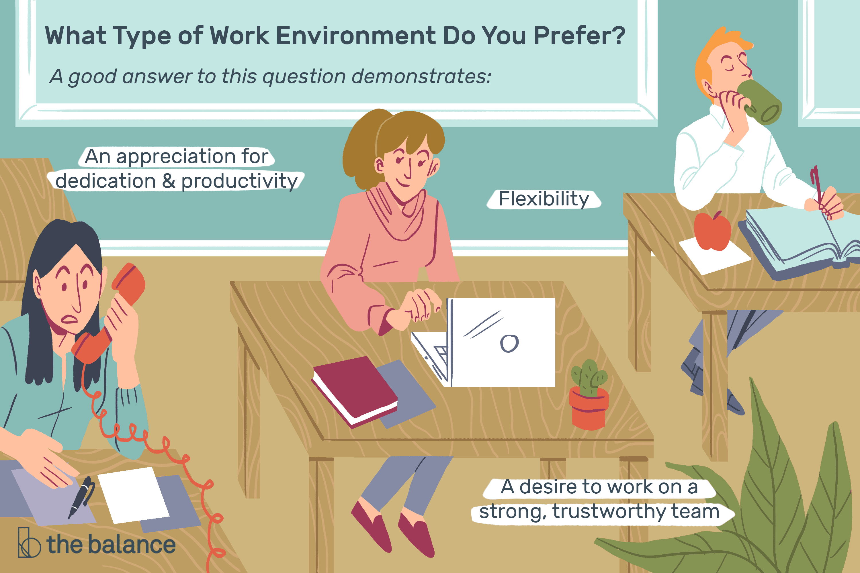 What Type of Work Environment Do You Prefer?