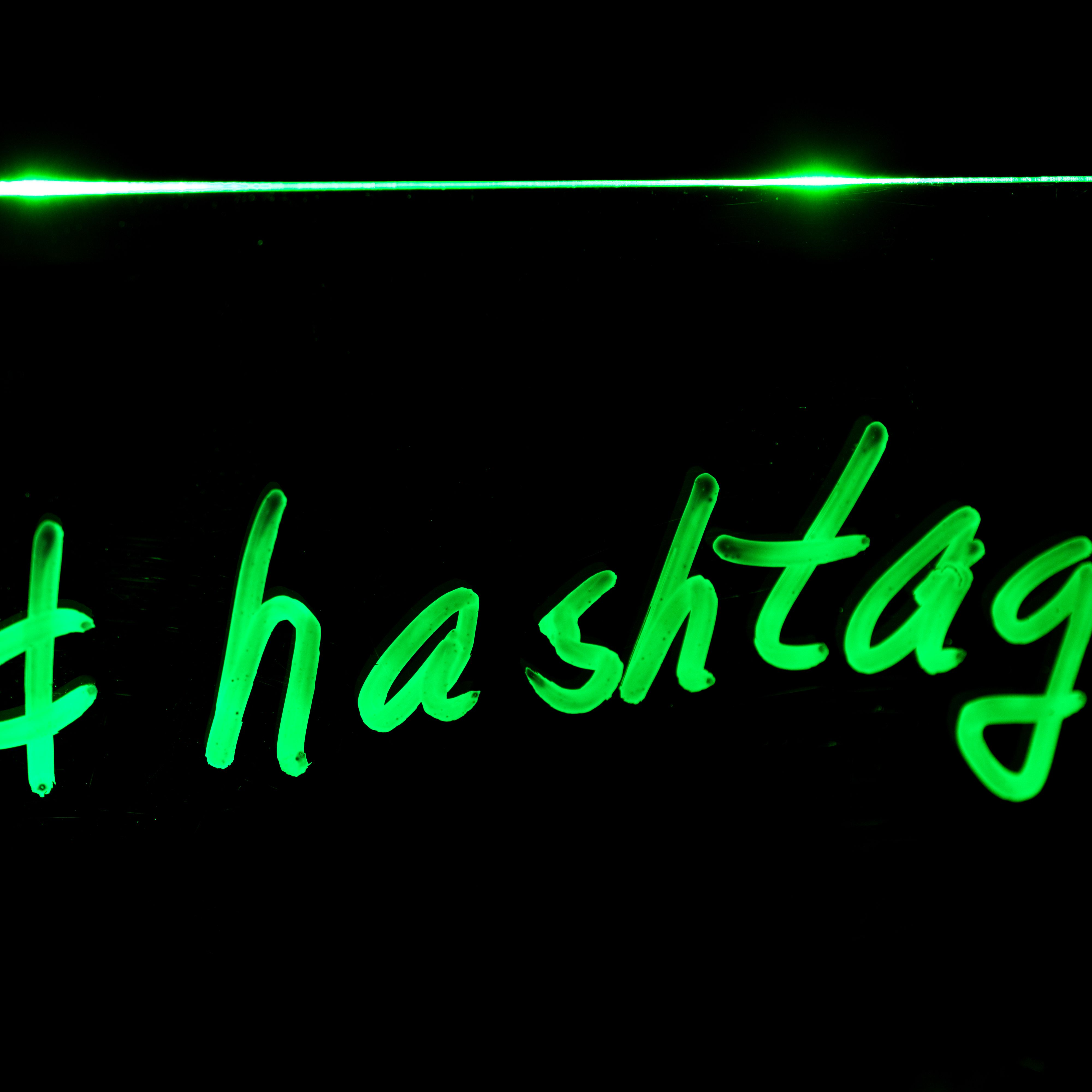 Hashtags for Authors and Book Marketing Pros