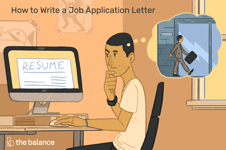 Job Searching Cover Letter Sample from www.thebalancecareers.com