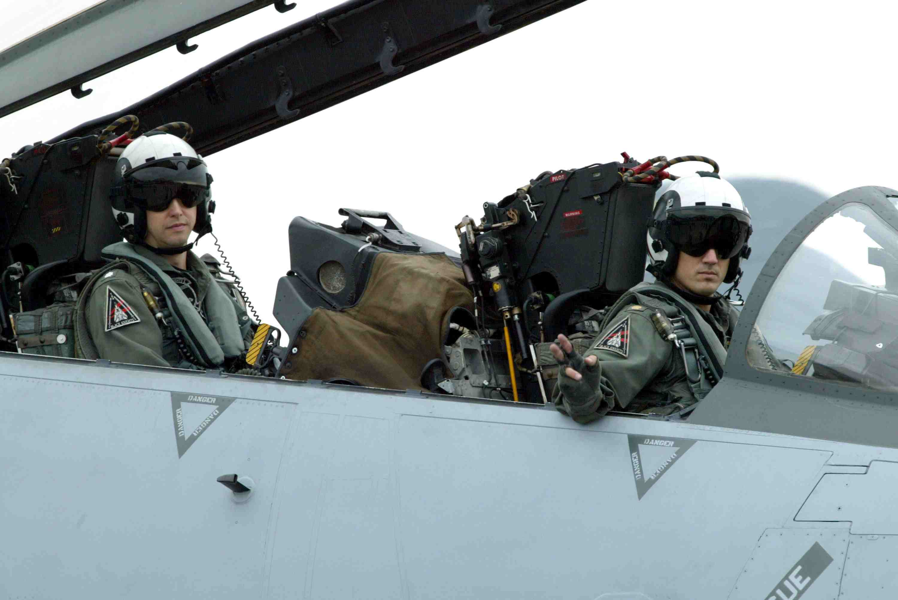 Steps to Becoming a Navy Pilot