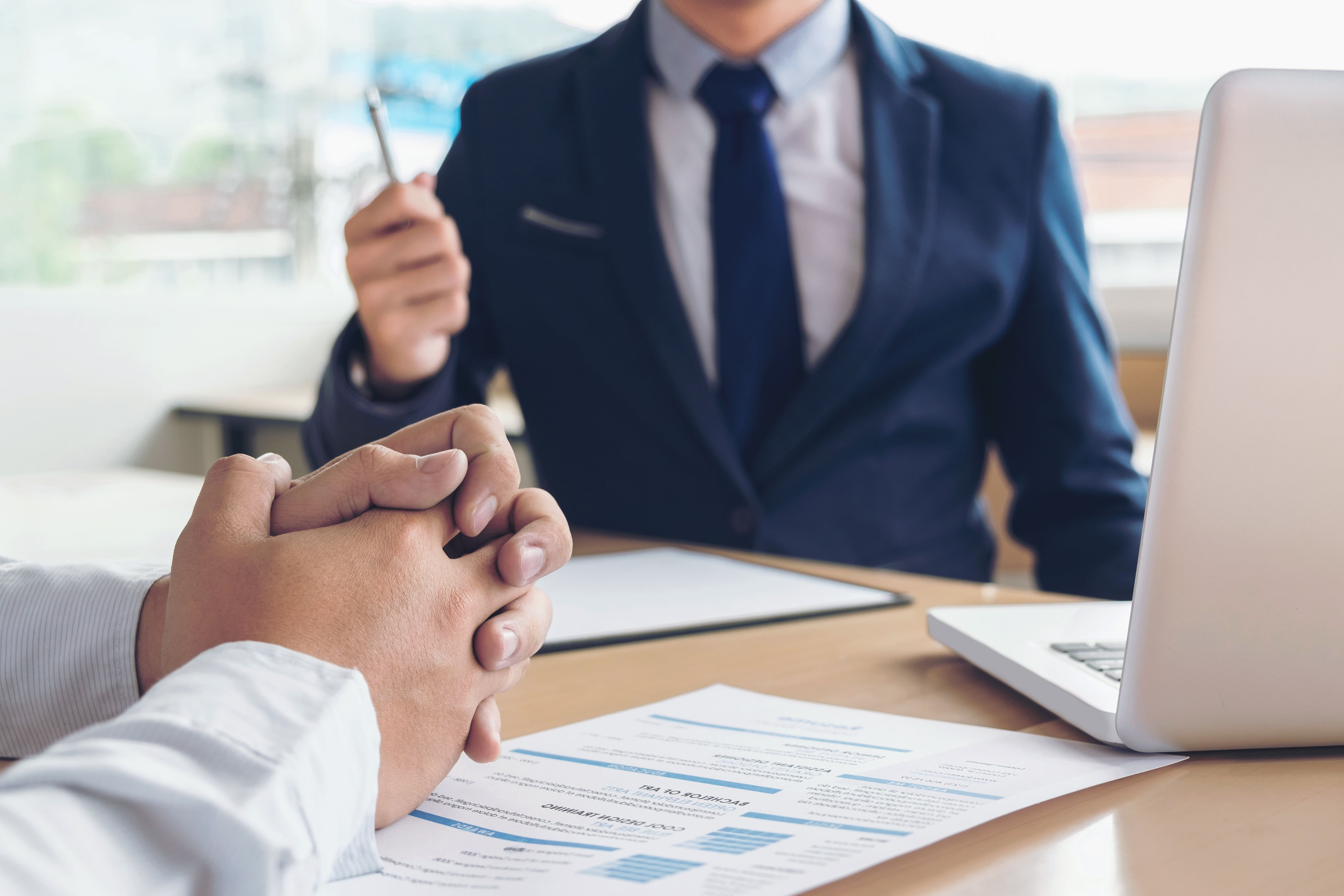 how to answer interview questions about working in sales