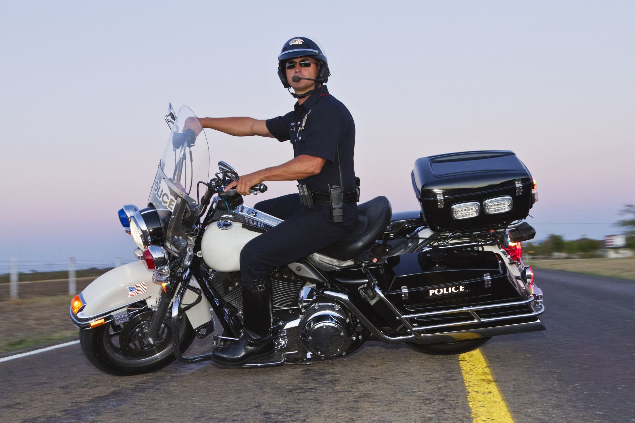 Succeeding as a Police Officer and a Father