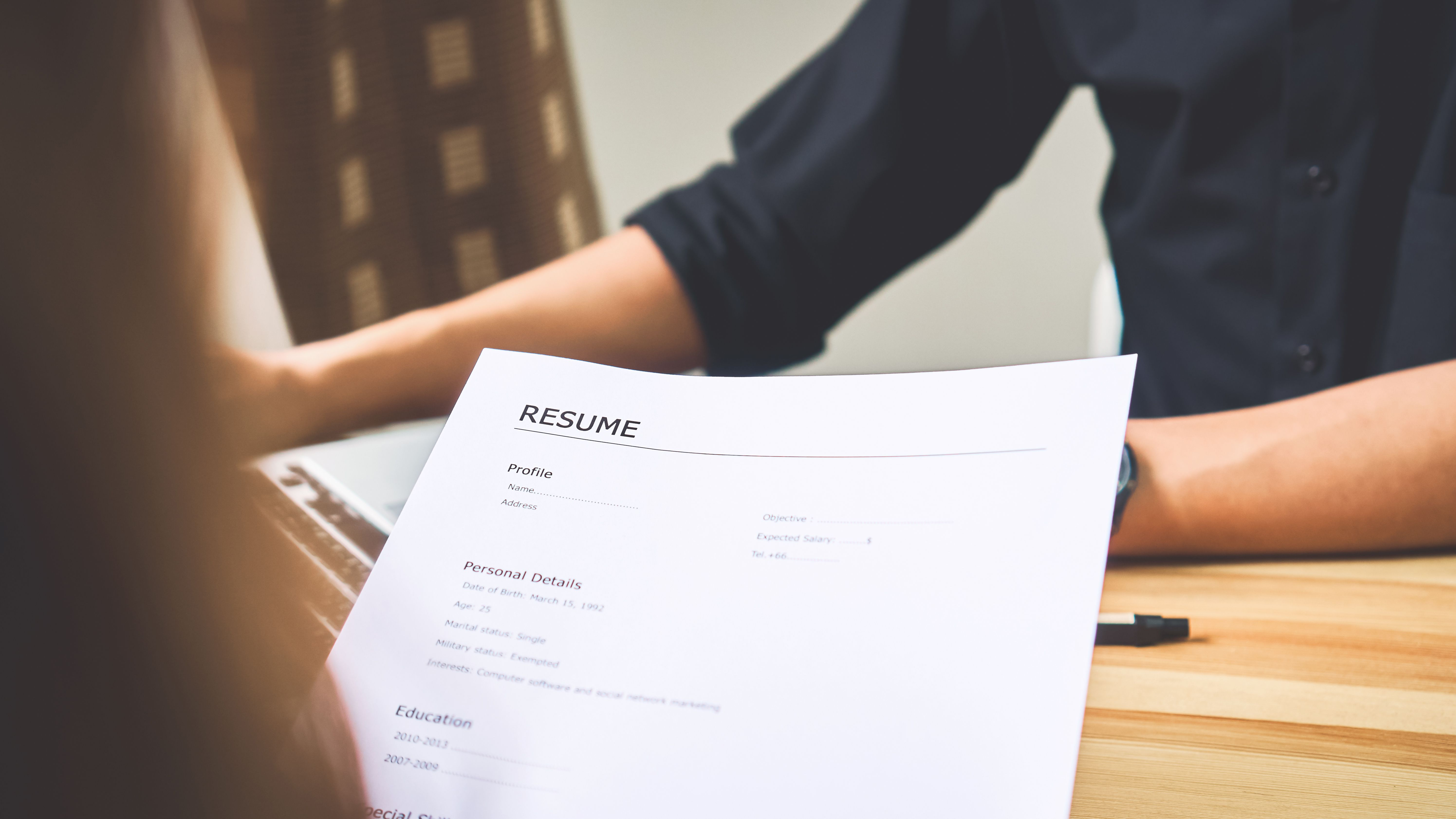 Employment History Verification: Confirming Your Resume
