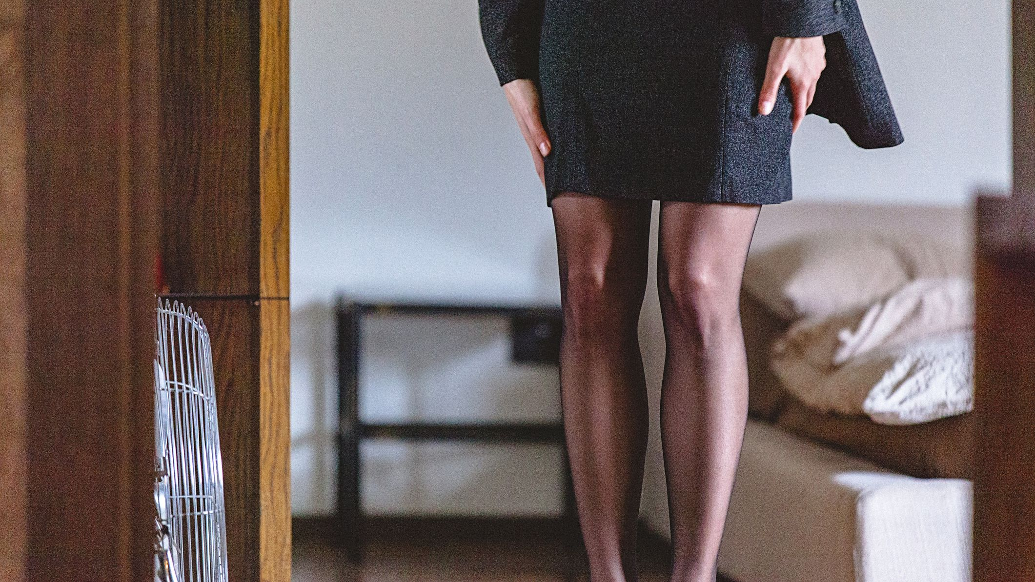 Work You To Pantyhose Wear Interviews Or Should Job rtQhCxsd