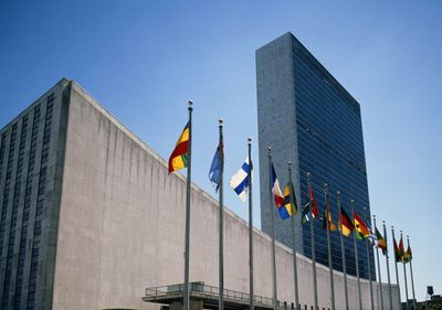 International relations majors can work in the United Nations