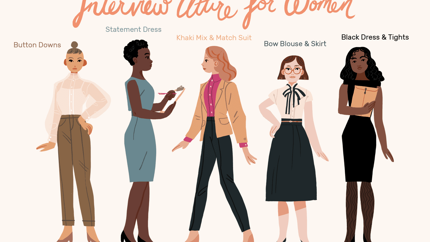 Interview Attire For Women That Makes A Best Impression