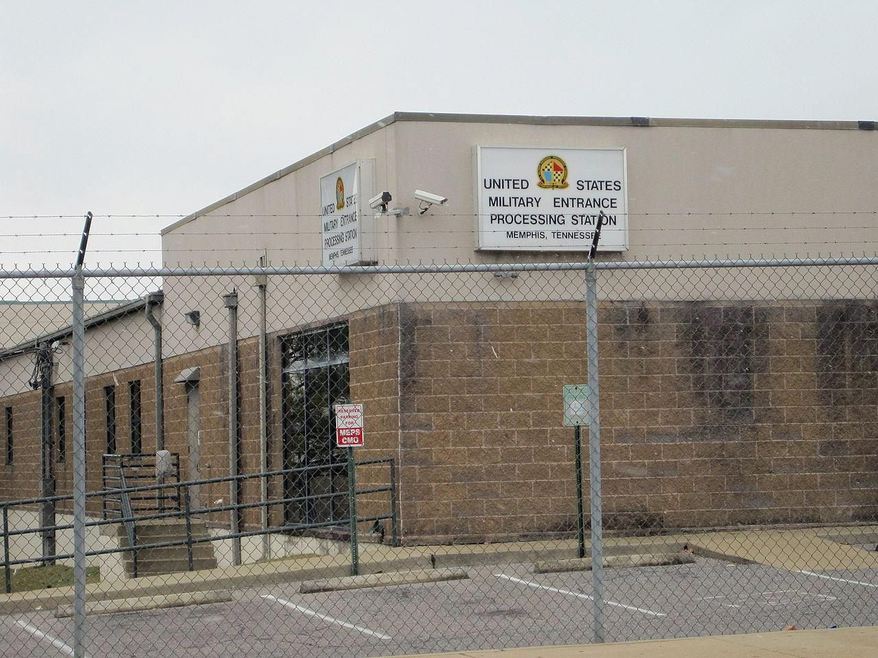 An Overview of the Military Entrance Processing Station
