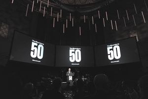 'The Bloomberg 50' Celebration In New York City