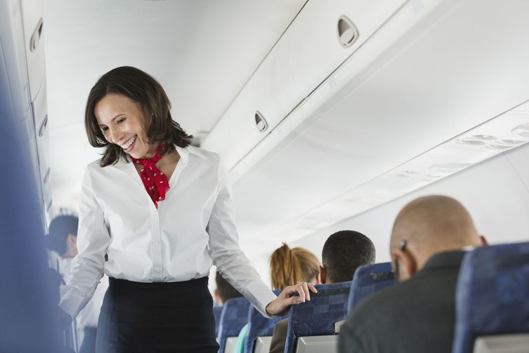 I got You Might Make a Good Flight Attendant. Quiz: Do You Want to Work as a Flight Attendant?