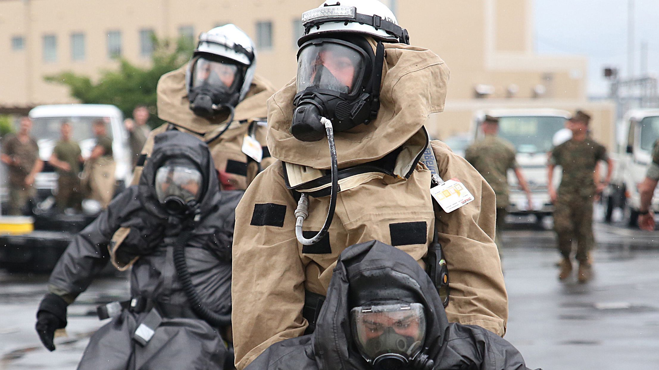Field 57, Chemical, Biological, Radiological and Nuclear