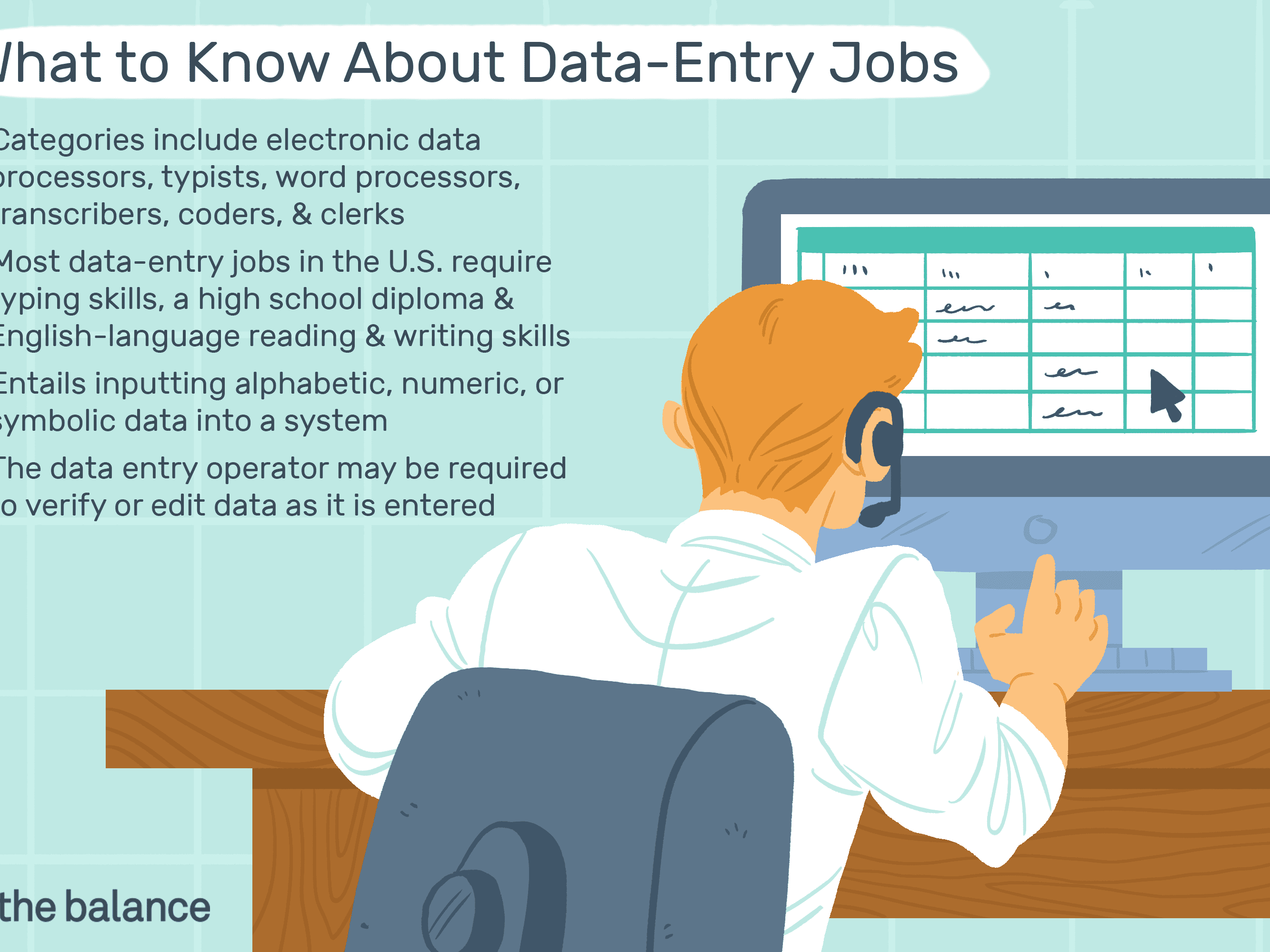 Looking For A Data Entry Job What You Need To Know