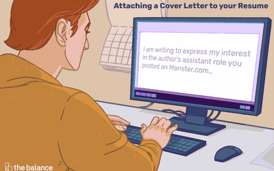 Sample Cover Letter - Writing Position
