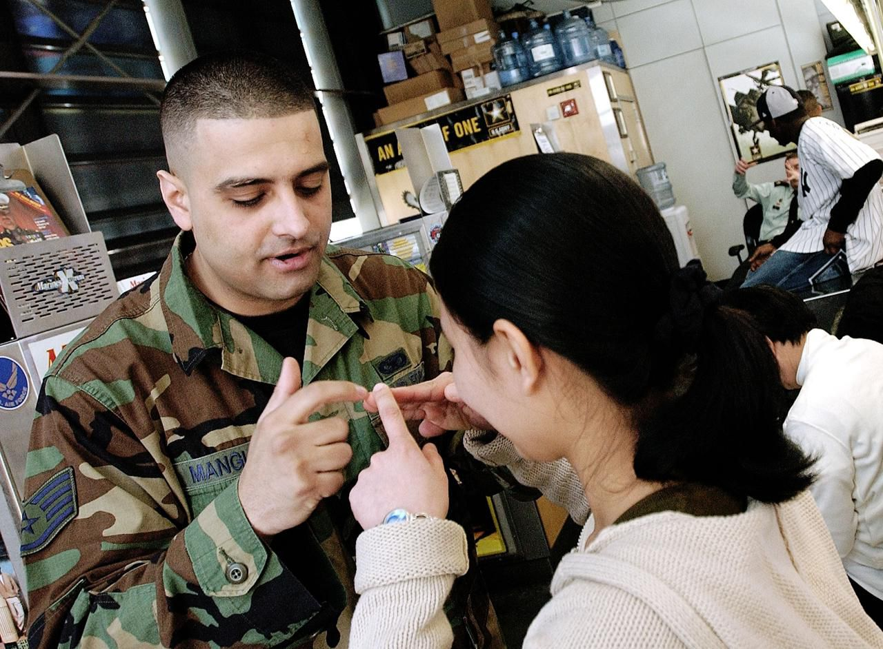 Air Force Sign On Bonus for Serving in High Need Areas