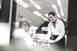 flight attendant cover letter guide