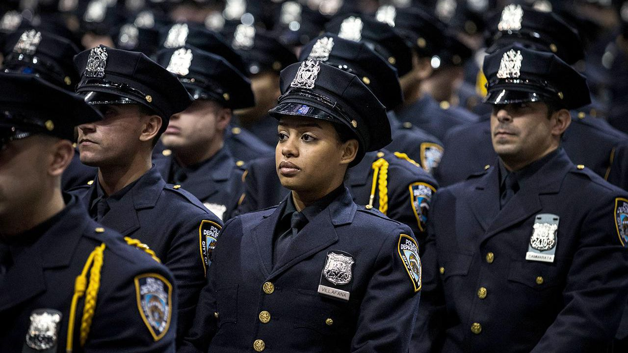The History of Modern Policing