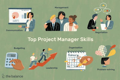 Project manager skills