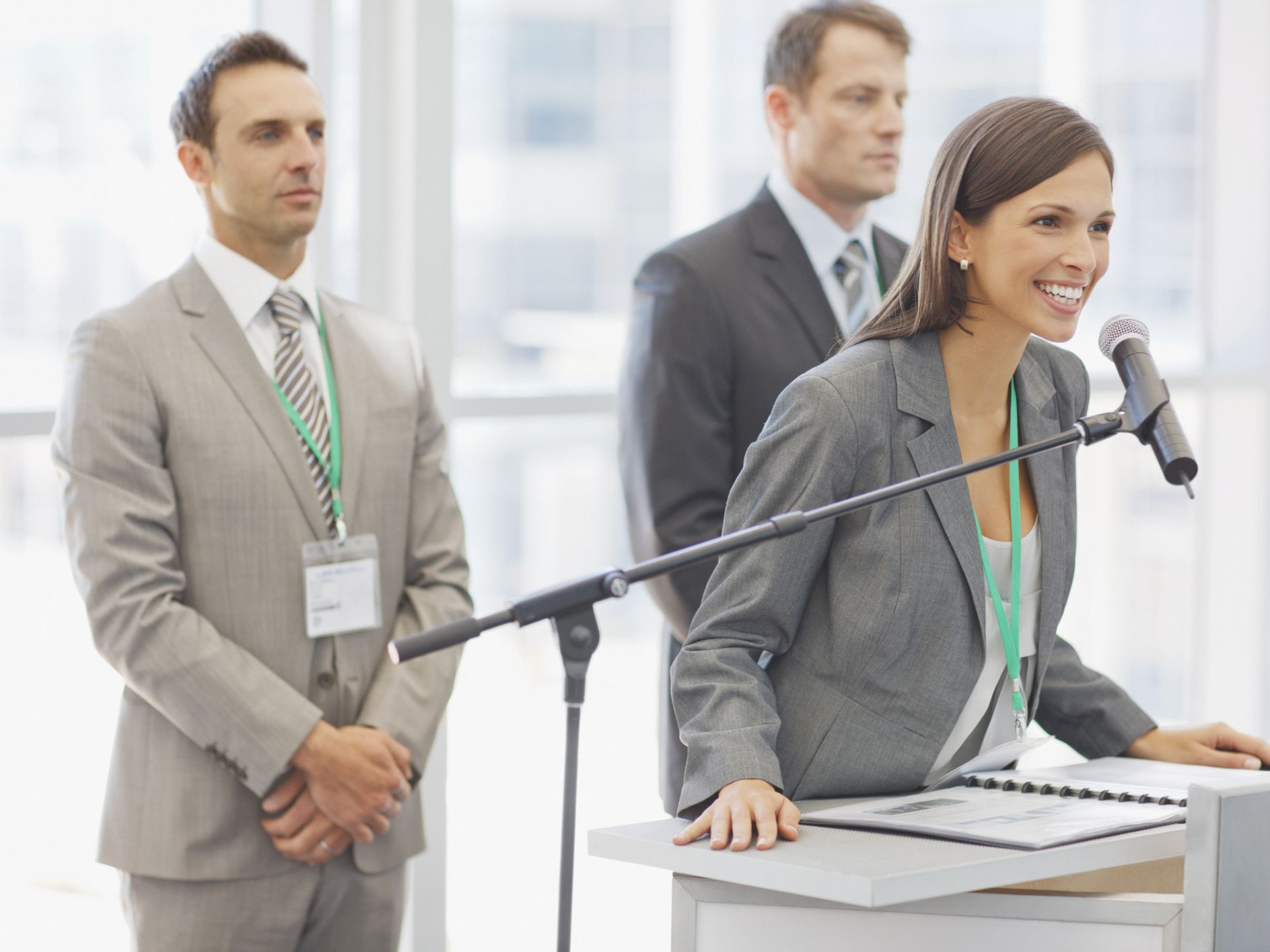 Public Speaking Skills List and Examples