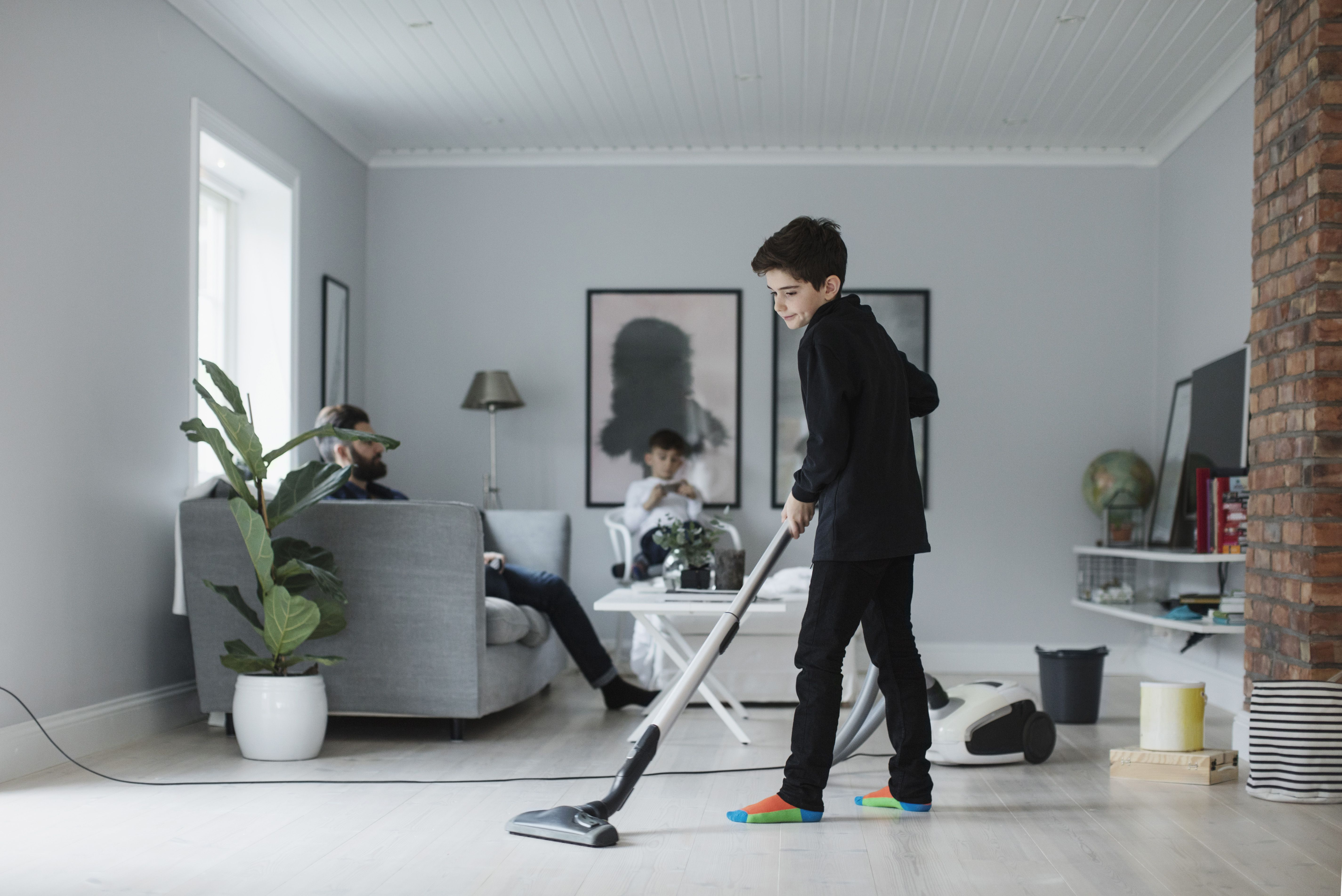 Age-Appropriate Paying Jobs for 11-Year-Olds
