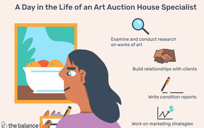 How to Become an Art Auctioneer