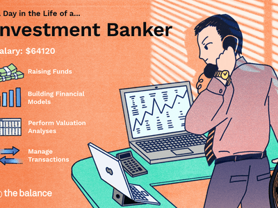 A Day in the Life of an Investment Banker
