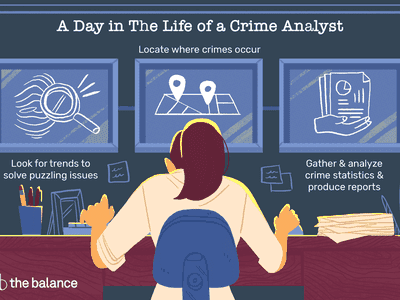 A day in the life of a crime analyst: Look for trends to solve puzzling issues, locate where crimes occur, gather and analyze crime statistics and produce reports