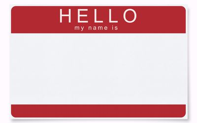 how to announce your name change in a professional environment - Business Cards For Job Seekers