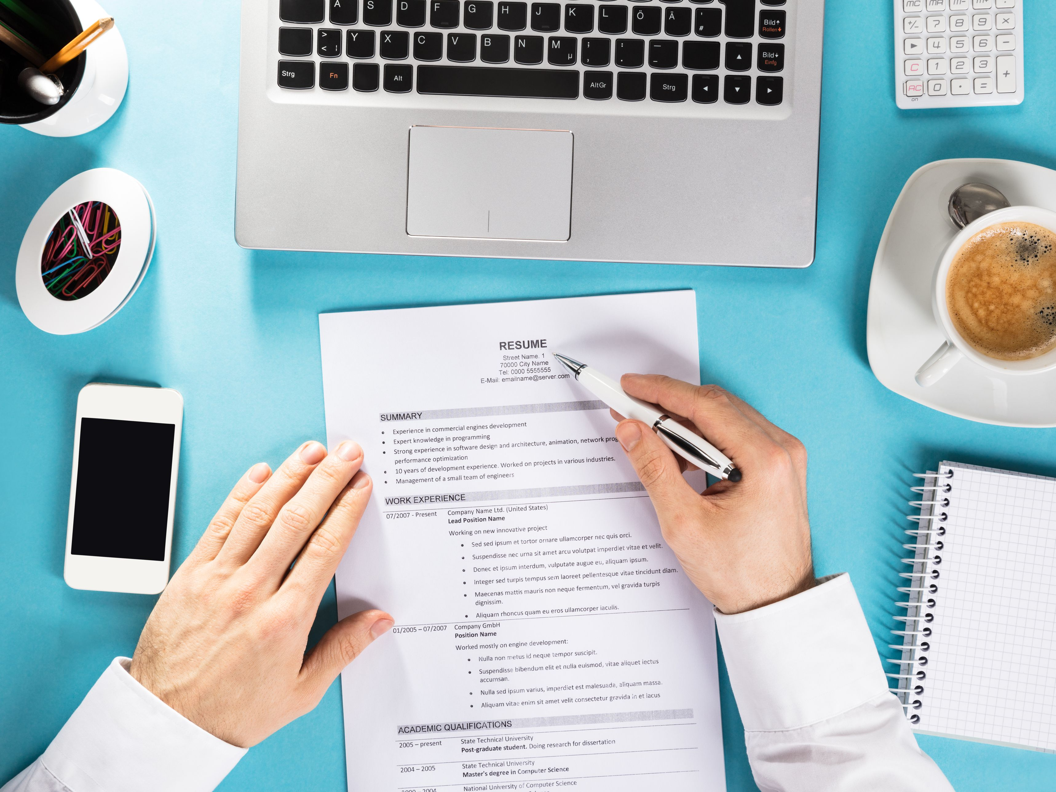 How To Include Part Time And Temporary Work On A Resume