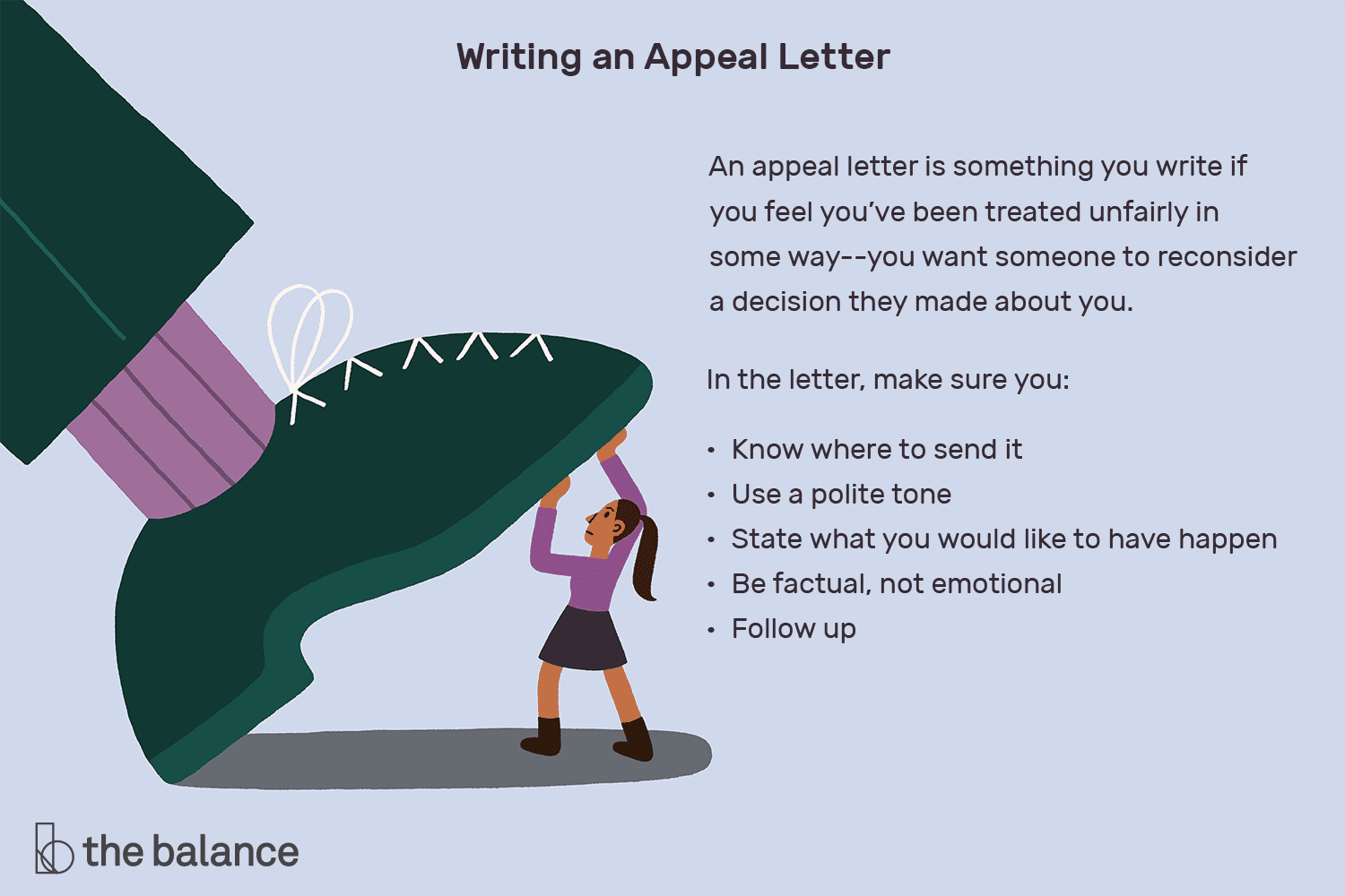 Insurance Appeal Letter Template from www.thebalancecareers.com