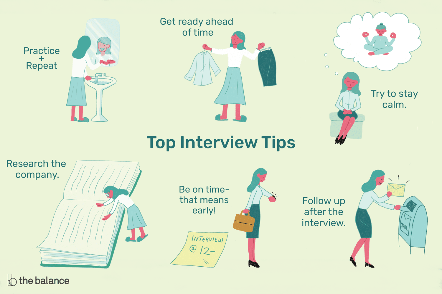 7 Interview Tips That Will Help You Get Hired