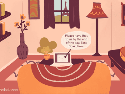 Soft pink living room with a laptop opened in front of the couch. The screen reads:
