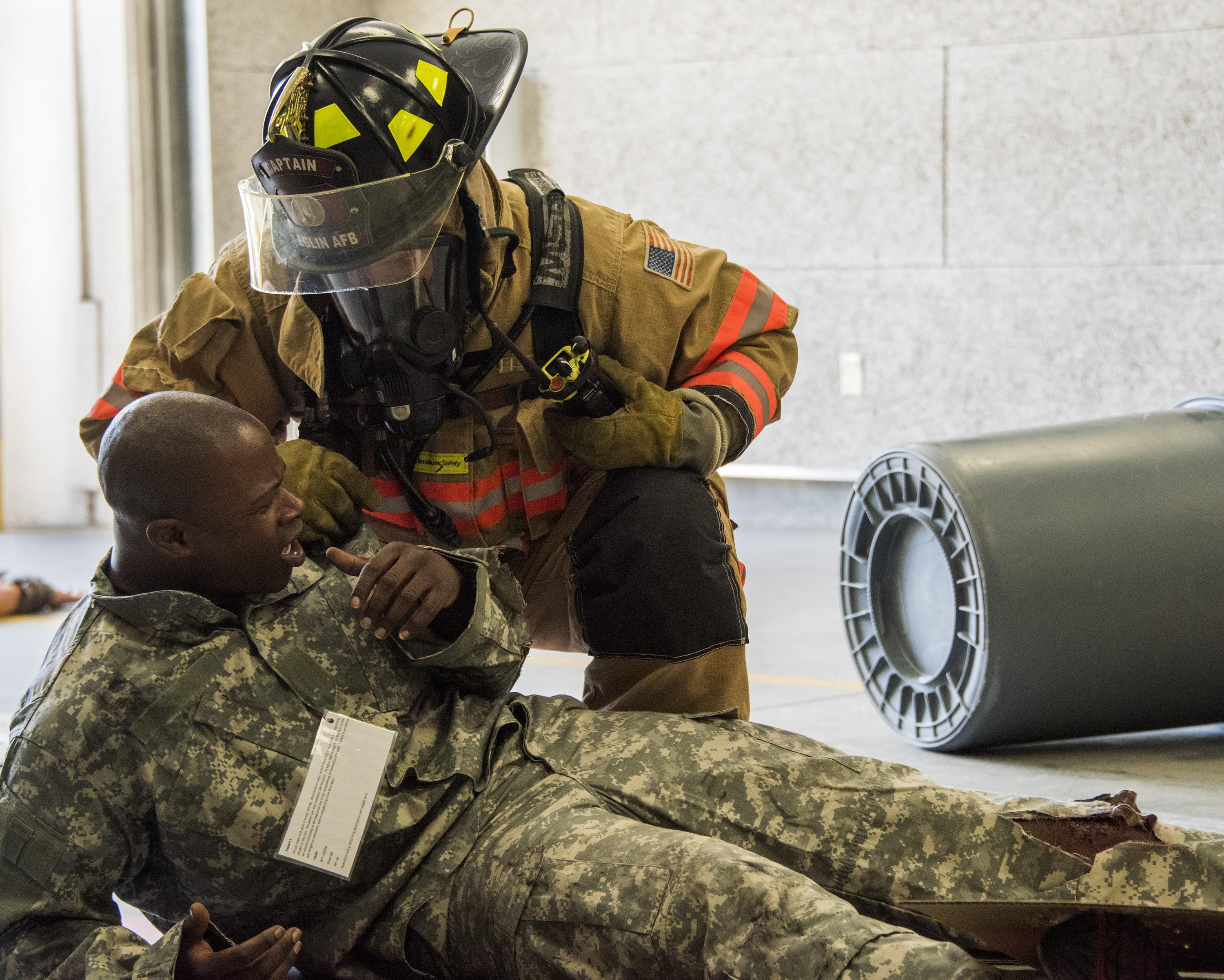 army job  mos 12m firefighter
