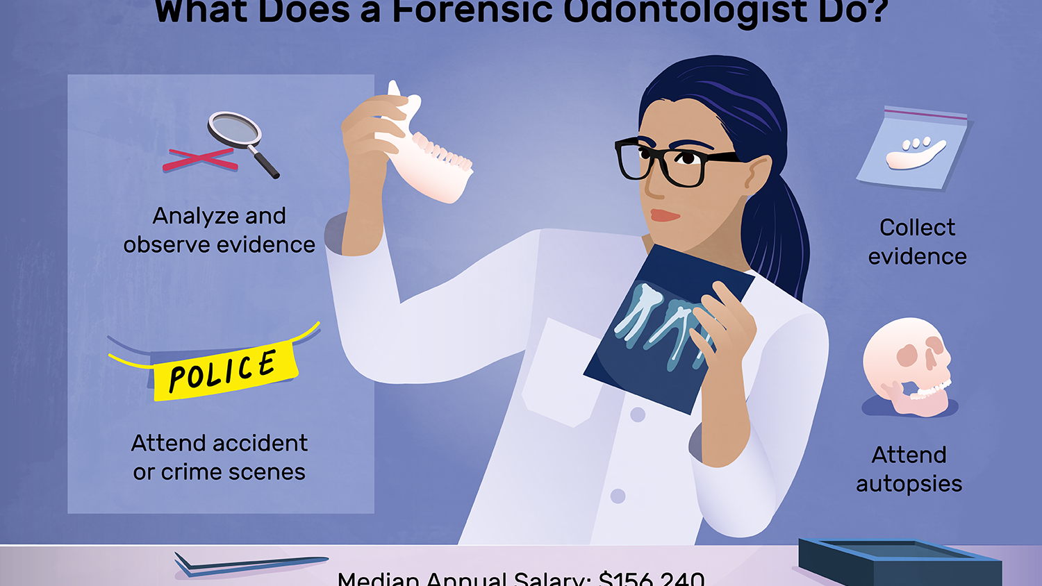 Forensic Odontology Career Profile
