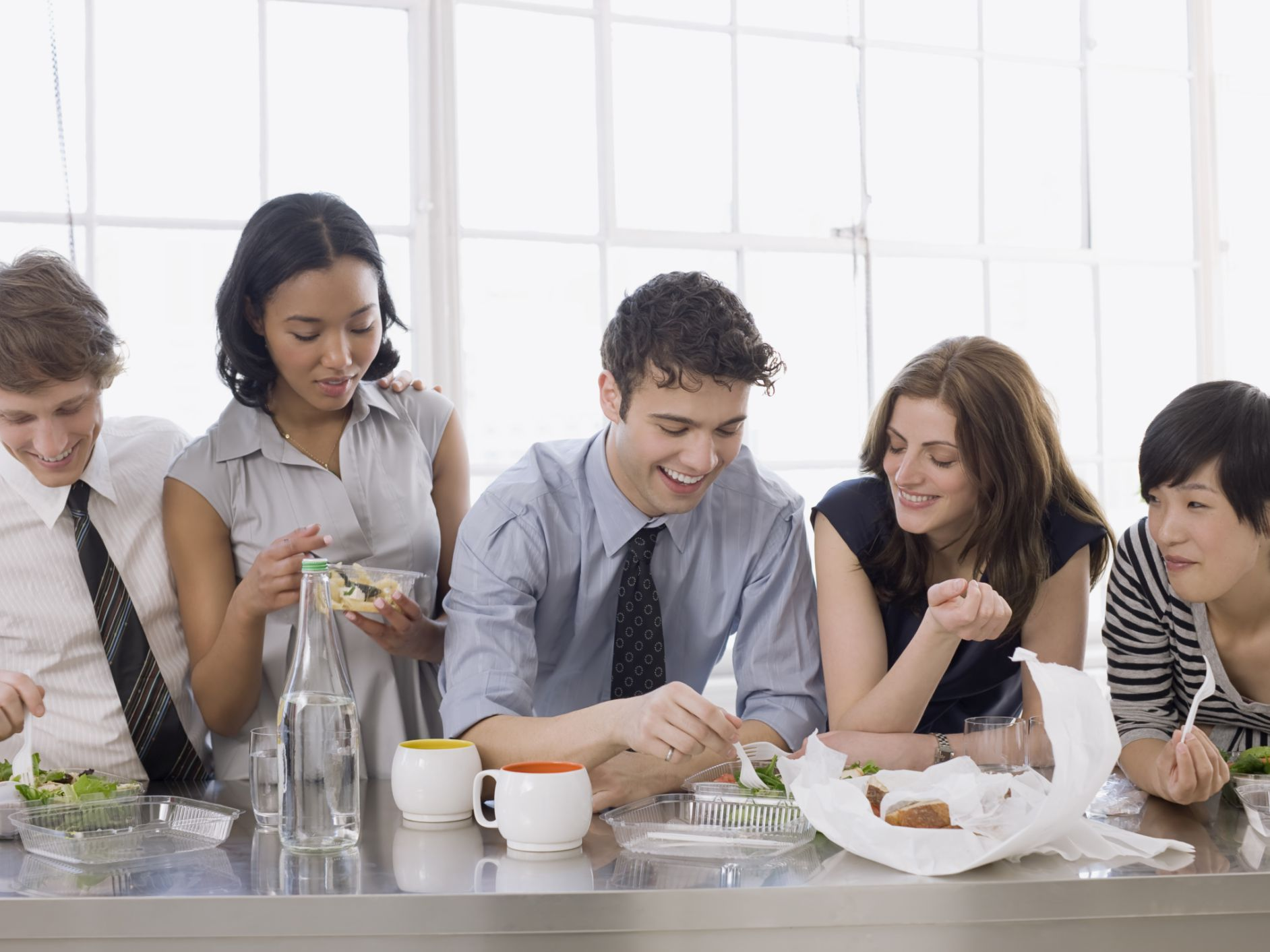 Why Offer Brown Bag Lunches And Other Internal Training