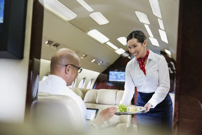 GettyImages-170410838-58b6f5aa5f9b5860466e081d Template Cover Letter For Career Change Flight Attendant Example Vyxn on