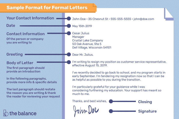 How to write a latter edition entering job market re resume second