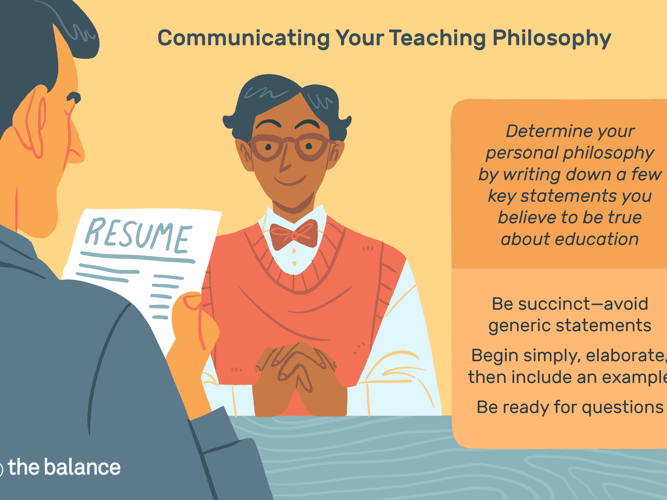 How To Answer What Is Your Teaching Philosophy