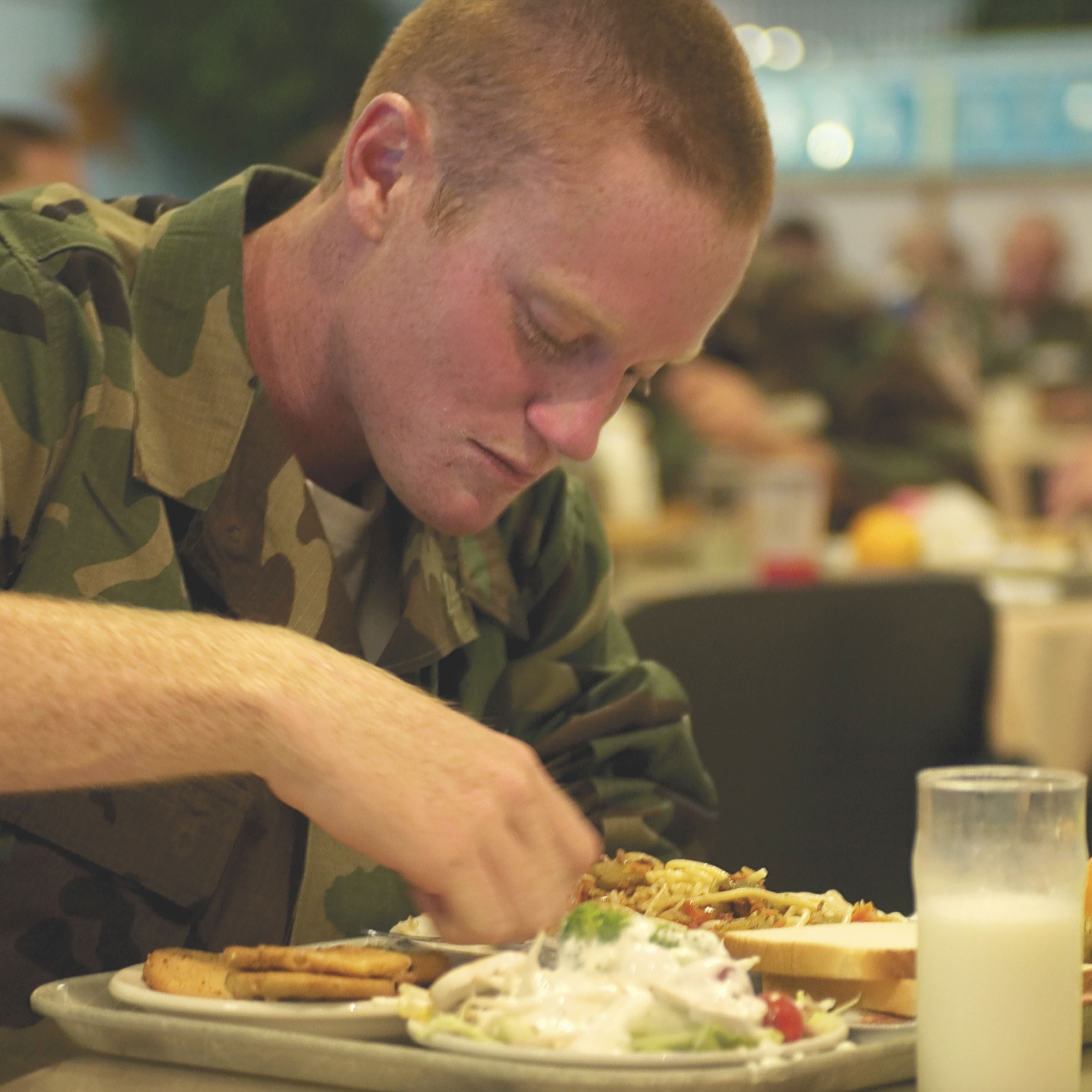 Military Chow Halls and Food Allowance Guide